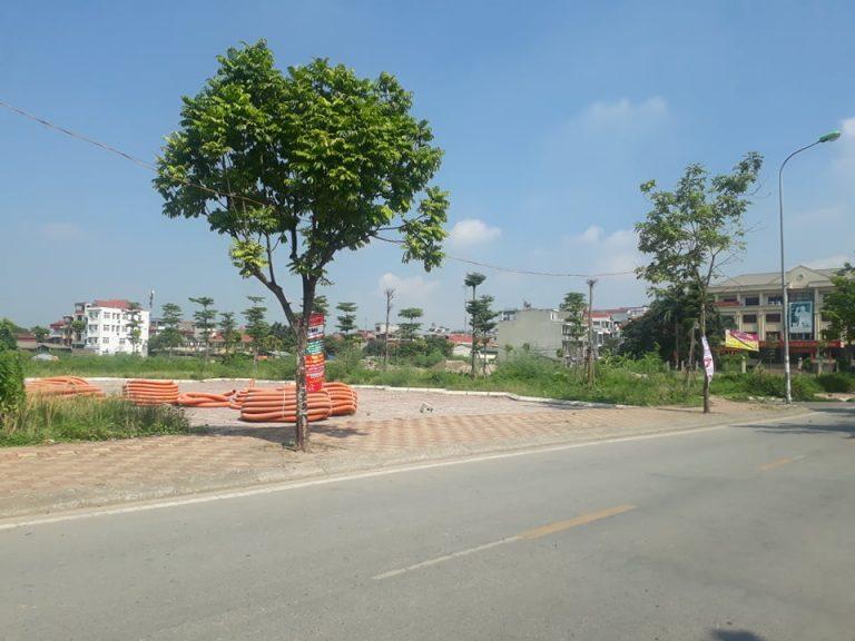 Tái định cư X4 huyện Thanh Trì ở đâu?