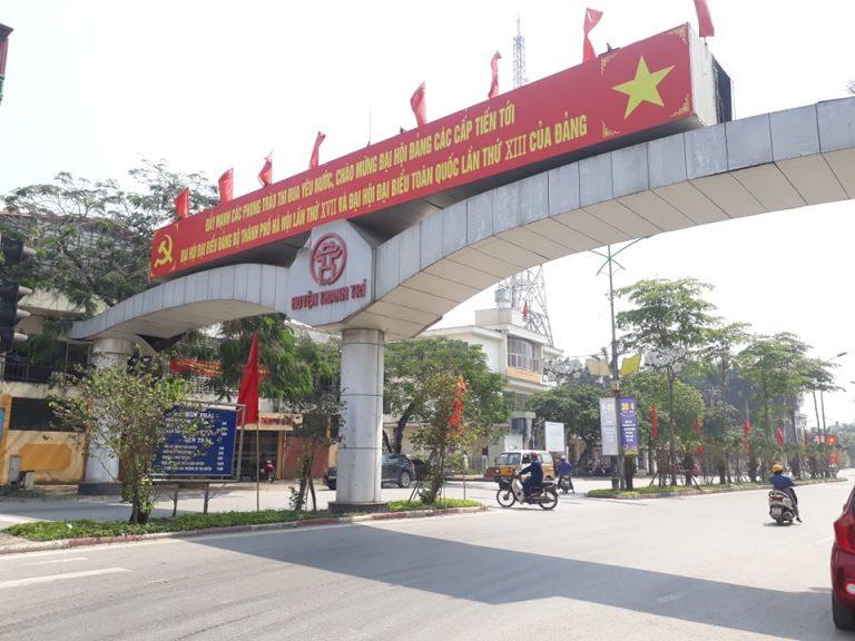 Tìm hiểu về quy hoạch, quy hoạch huyện Thanh Trì